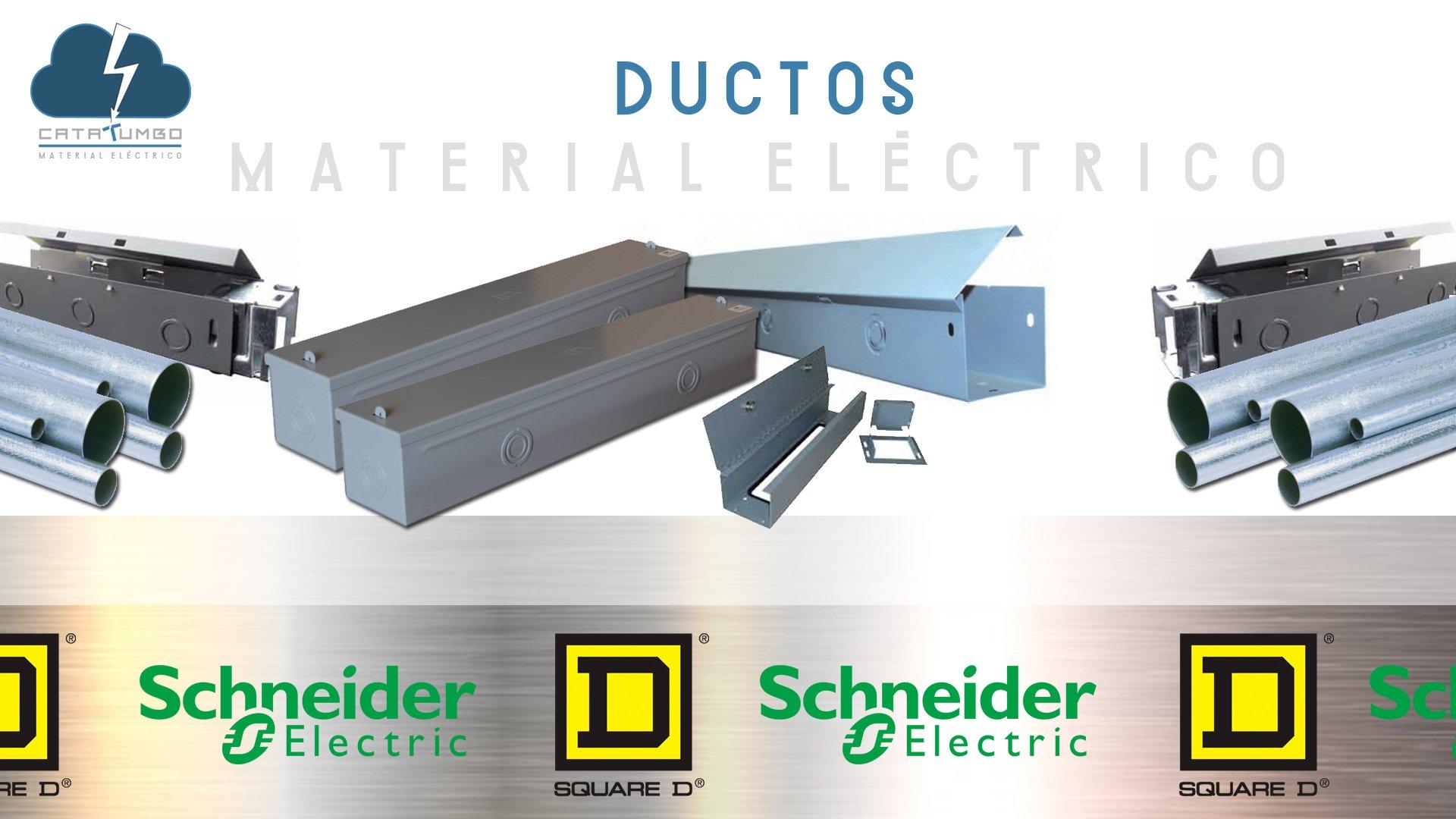 ductos-eléctricos-square-d-schneider-electric-material-eléctrico-catatumbo