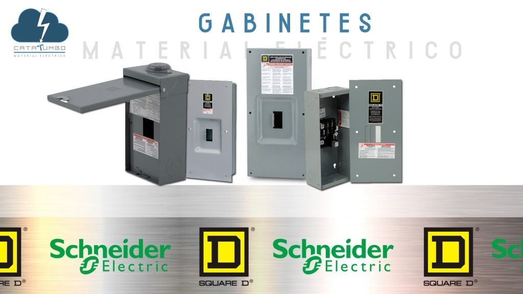 gabinetes-eléctricos-square-d-schneider-electric-material-eléctrico-catatumbo