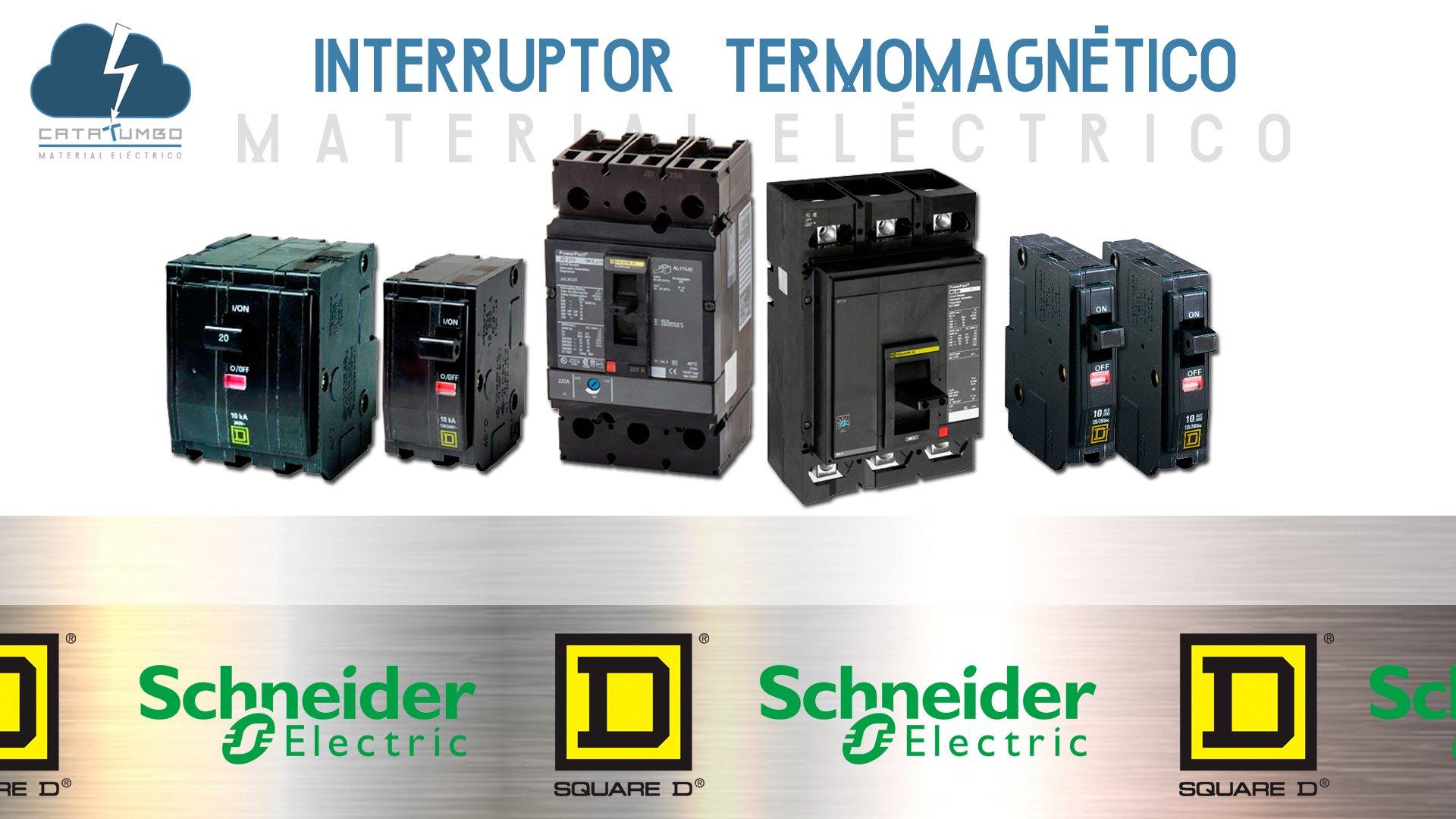 interruptor-termomagnético-square-d-schneider-electric-material-eléctrico-catatumbo