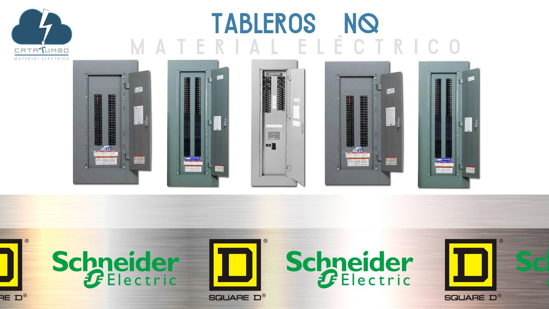 tableros-nq-square-d-schneider-electric-material-eléctrico-catatumbo