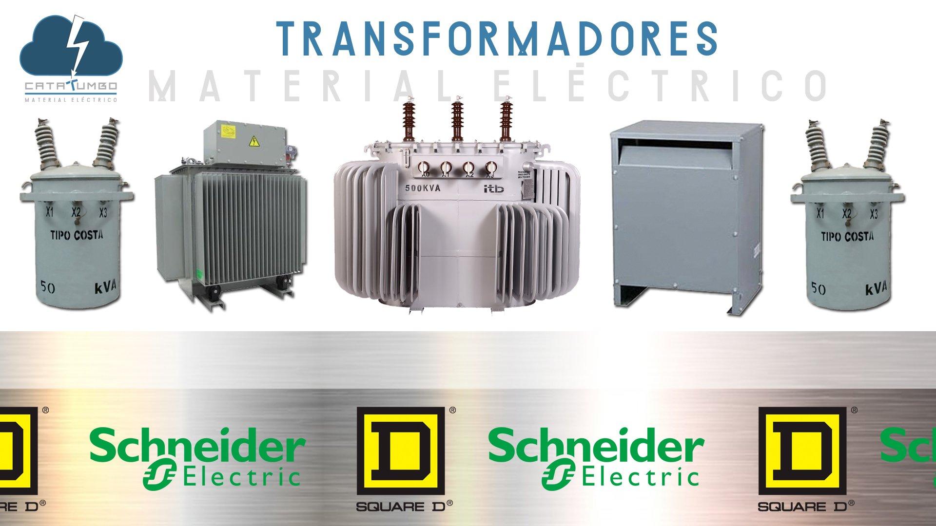 transformadores-square-d-schneider-electric-material-eléctrico-catatumbo